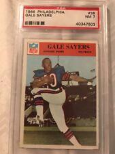 1966 Topps Gale Sayers #38  RC HOF  PSA 7