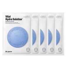 Dr. Jart {} Hydra solución hidratación profunda vital dermask Hoja de Máscara 25g X 5 Hojas