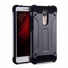 Fino 2-piece Híbrido de Lujo a Prueba Golpes Armor Funda para Motorola Telefonos