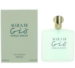 Acqua Di Gio by Giorgio Armani 100ml EDT Spray Perfume for Women COD PayPal