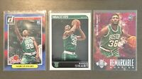 ⭐️CLEAN⭐️ Marcus Smart Rookie Lot (3)  Donruss Court Kings Hoops Celtics WOW