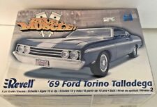 FS 1/24 1969 FORD TORINO Talladega Muscle Car by Revell NICE!