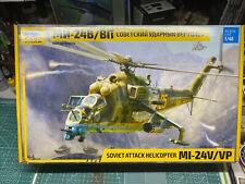 Zvezda 4823 Soviet Attack Helicopter
