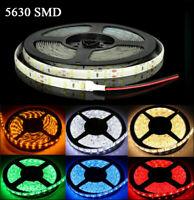 DC12V 5M 16Ft 5630 SMD 300 LED Light Strip Flexible lamp Neutral White/Warm/Cool