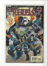 R.E.B.E.L.S Comics Lobo Legion DC Comics Unread NM