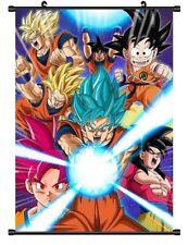 """Hot Japan Anime Dragon Ball Z Goku Home Decor Poster Wall Scroll 8""""x12"""" PP310"""