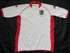 e28b713841c WALES away jersey shirt KAPPA 2002-2004 The Dragons Cymru trikot adult SIZE  XL