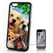 ( For iPhone 4 / 4S ) Back Case Cover P11675 Dog Puppy
