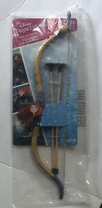 Disney Princess MERIDA brave Bow And Arrows Costume Disney Kids Accessory
