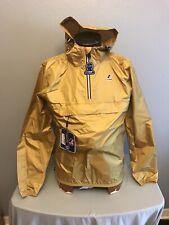 K Way X Leon Sant Ambroeus Windbreaker Jacket  NWT Size Medium.