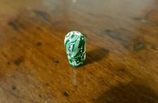 3-5 Way Switch Tip (USA) or (Metric) Cream/Green Swirl.. JAT CUSTOM GUITAR PARTS