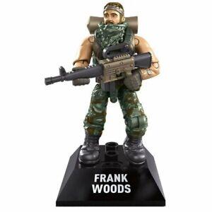 Mega Construx Call of Duty Black Series Frank Woods Building Set