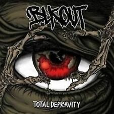 BLKOUT Total Depravity CD BRAND NEW