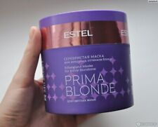 ESTEL PROFESSIONAL PRIMA BLONDE  Silver Mask for cold shades of Blond 300ml