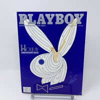 Playboy Magazine January 1987  Holiday Anniversary Issue Vintage Ads