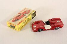 Dinky Toys 204, Ferrari 312 P, Mint in Box                   #ab668