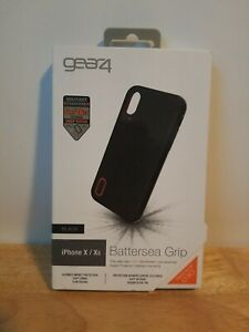 IPhone X / XS Case Gear4 Battersea Advanced Impact Protection D3O - Black