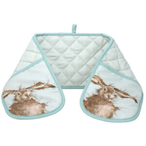 Pimpernel Wrendale Hare Double Oven Glove