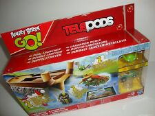 ANGRY BIRDS GO! TELEPODS DUAL LAUNCHER NEW HASBRO