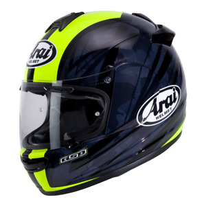 Arai Debut Blast Flo-Yellow Large UK Stock 2021 Model