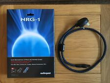 More details for audioquest nrg 1 uk power cable (uk plug to fig.8 c7) - 3ft
