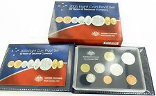 2006 ROYAL AUSTRALIAN MINT PROOF SET WITH ORIGINAL OUTER.