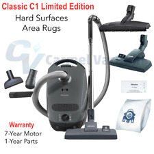 Miele Classic C1 Limited Edition Canister Vacuum