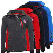 Geographical Norway Sport Funktionsjacke Softshell Outdoor Jacke S-XXXL NEU
