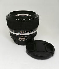 【AS IS】Nikon Ai-s Nikkor 50mm F1.2 Lens from Japan