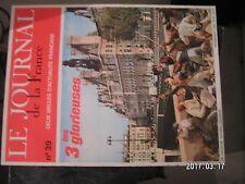 **d Le journal de la France deux siècles n°39 Les 3 glorieuses