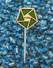 TV Radio RTNS - NOVI SAD Serbia, antique pin, badge !