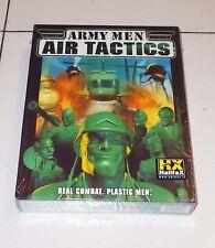 Gioco Pc Cd ARMY MEN AIR TACTICS Real Combat Platic men NUOVO in Box 2000