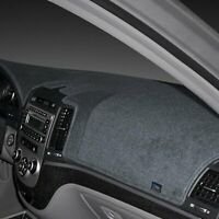 For Fiat 124 Spider 17-20 Dash Designs Poly-Carpet Charcoal Dash Cover