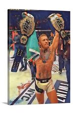 Conor McGregor Ufc Nyc Canvas Wall Art Mancave 16�x20� More Sizes Avail