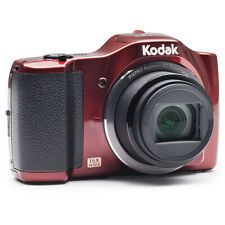 Kodak PIXPRO FZ152 Digital Camera - 16MP 15X Optical Zoom HD 720p Video, Red NEW