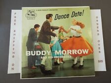 BUDDY MORROW DANCE DATE LP MID CENTURY POODLE SKIRT