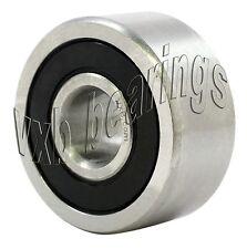 SR16-2RS Premium ABEC-5 Sealed Bearing Si3N4 Ceramic Stainless Steel 12318