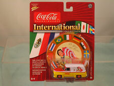 55 Ford panel delivery Coca-Cola international by Johnny Lightning 1:64 scale