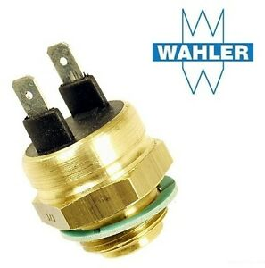 WAHLER Germany Engine Cooling Fan Switch 601092D 823959481F