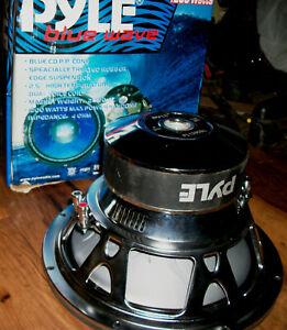 """New Pyle Blue Wave 12"""" 1200W Subwoofer Speaker PL1290BL"""