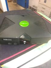 L👀K Original Classic Microsoft Xbox Console As Is For Parts Repair Only