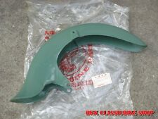 NOS Honda CUB 50 65 70 C50 C65 C70 FRONT FENDER GREEN JAPAN P/N 61100-041-020XR