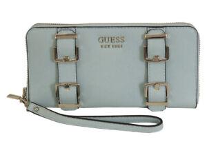 Guess Women's Jori Large Zip-Around Clutch Wallet