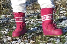 Original Moon Boots nieve botas botas thermostiefel 90s True Vintage