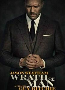 Wrath of Man [DVD] [2021] NEW* Jason Statham * FREE SHIPPING!!!