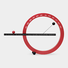 55 X 8 Magnetic Perpetual Desk Calendar Modern Contemporary Novelty Gift