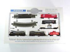 BACHMANN Silver Series PIONEER Pennsylvania Complete HO Train Set 01111 E-Z UP