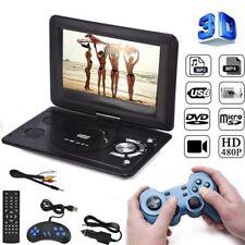"10.1"" Auto Tragbarer DVD Player Kopfstützen Bildschirm monitor SD USB AV IN OUT"