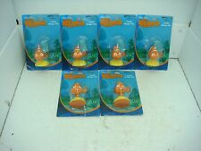 FINDING NEMO CANDLE CAKE TOPPER BIRTHDAY PARTY SUPPLIES DISNEY PIXAR SET OF SIX