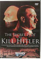 THE SECRET PLOT TO KILL HITLER DVD - THE 'JULY PLOT'